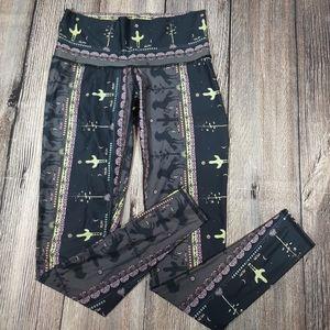 Teeki small Wild & Free hot pant leggings